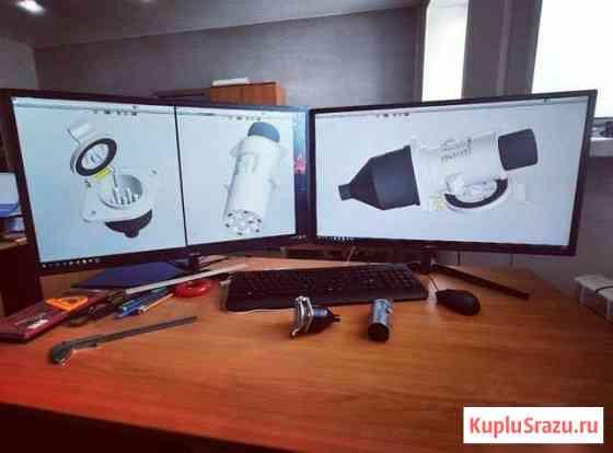 Черчение и 3D моделирование Курган