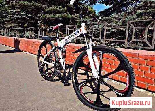 Велосипед Каспийск