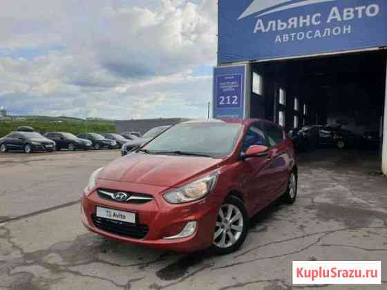 Hyundai Solaris 1.6 AT, 2012, 130 000 км Мурманск