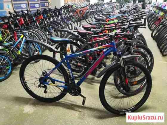 Велосипед 29д алюминий диски Калуга