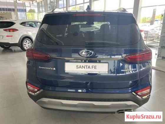 Hyundai Santa Fe 2.2 AT, 2020 Тверь