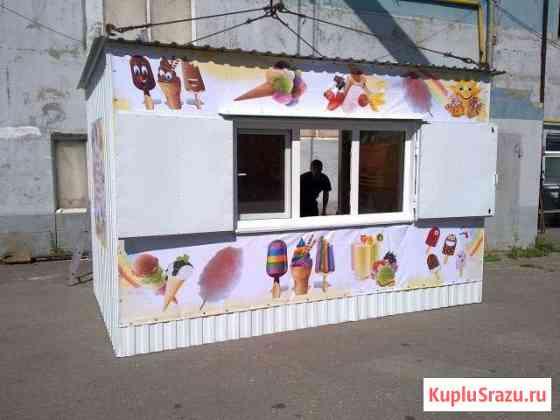 Торговый павильон N911 Липецк