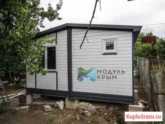 Дом на дачный участок 30 кв.м Севастополь