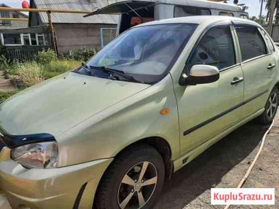 LADA Kalina 1.6МТ, 2006, 130000км Орск