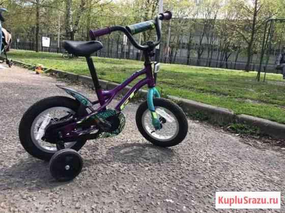 Детский велосипед GT siren Красненькая