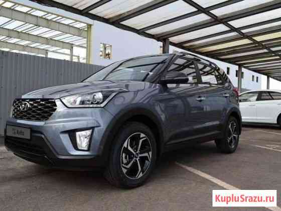 Hyundai Creta 2.0 AT, 2020 Курск