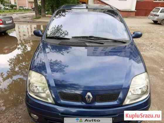 Renault Scenic 1.6МТ, 2001, 250000км Йошкар-Ола