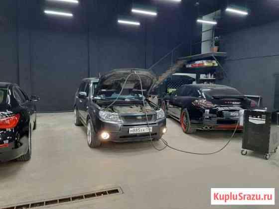 Бизнес в сфере автоуслуг. Гарантия окупаемости Челябинск