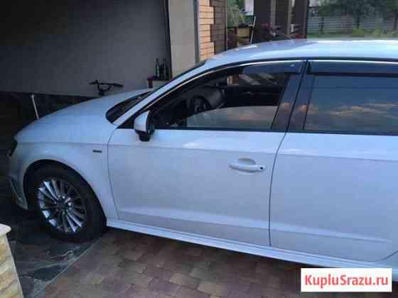 Audi A3 1.4AMT, 2013, 125441км Краснооктябрьский