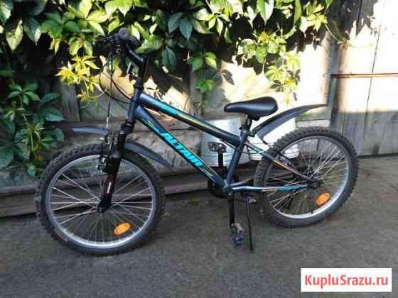 Велосипед altair MTB HT В хорошем состоянии Челябинск