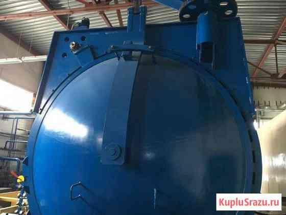 Автоклав установка с нагревом scholz Балаково
