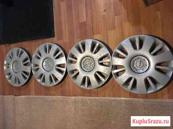 Opel Оригинальные колпаки Чебоксары
