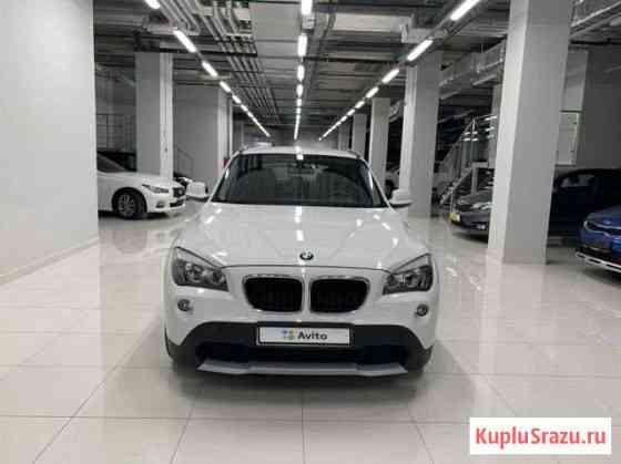 BMW X1 2.0AT, 2011, 140000км Самара