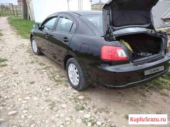 Mitsubishi Galant 2.4AT, 2008, 84000км Черкесск