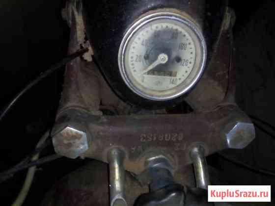 Мотоцикл к 750 М Ува