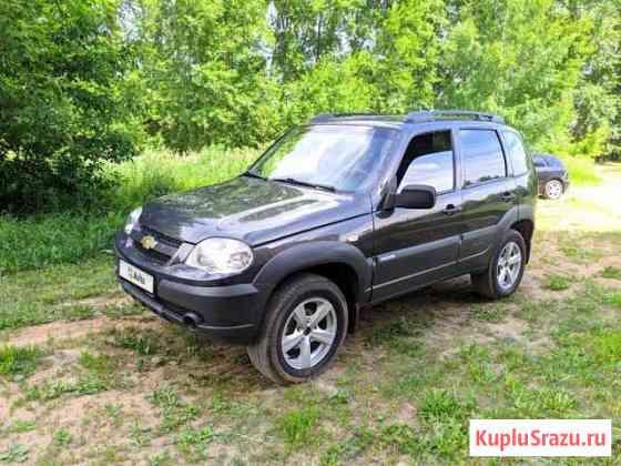 Chevrolet Niva 1.7МТ, 2011, 131000км Ижевск
