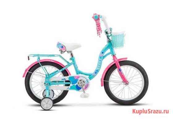 Детский велосипед Stels Jolly V010 16 (2020), цвет Екатеринбург