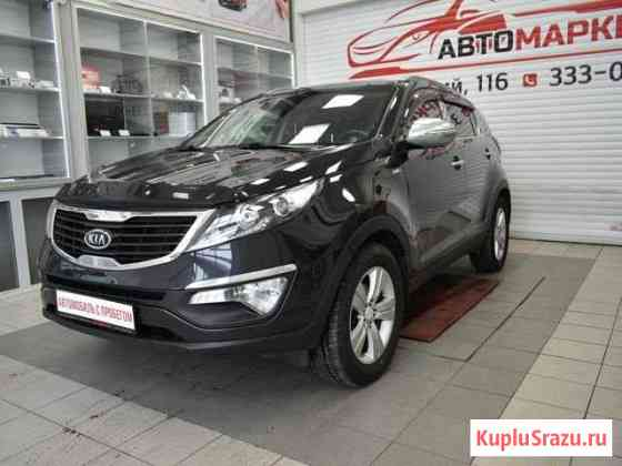 KIA Sportage 2.0 AT, 2011, 135 000 км Мурманск