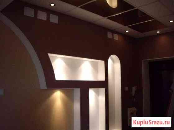 Отделка и ремонт квартир и офисов под ключ Череповец