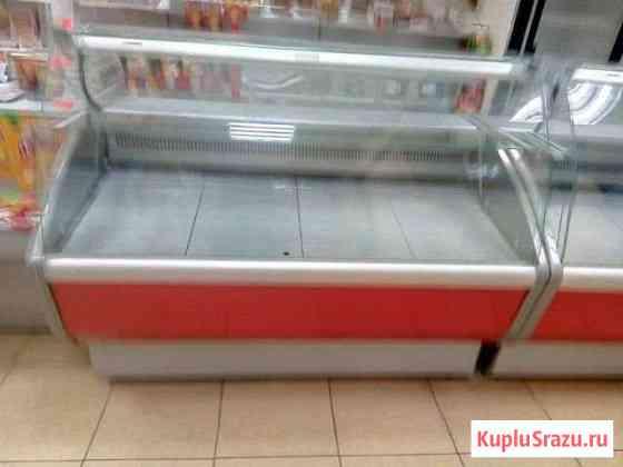 Витрина холодильная Полюс G85 SV вхср-1,5 эко Нальчик