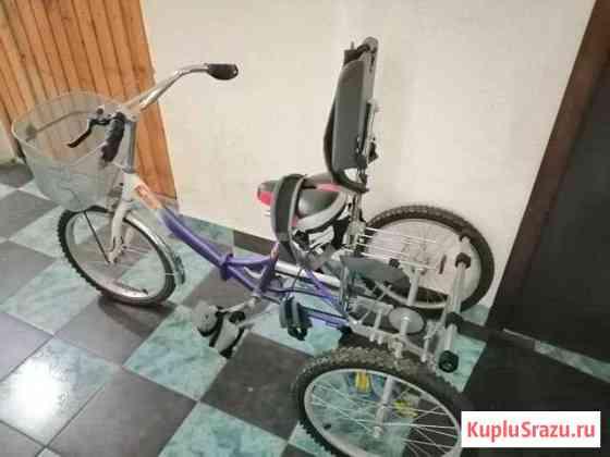 Велосипед для детей с дцп велостарт Санкт-Петербург