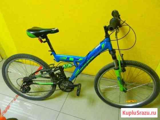 Велосипед подростковый-горный Stinger Banzai 24 Кемерово