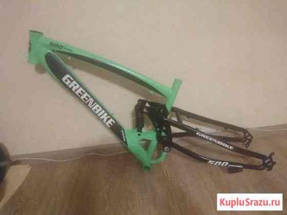 Рама для велосипеда фетбайк Тюмень