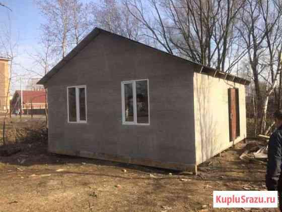 Строительство временных домов Ярославль
