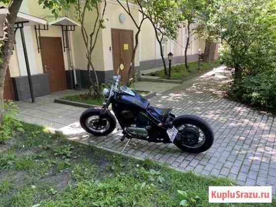 Kawasaki Vulcan 400 Москва