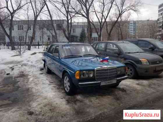 Mercedes-Benz W123 2.0МТ, 1981, 240000км Челябинск