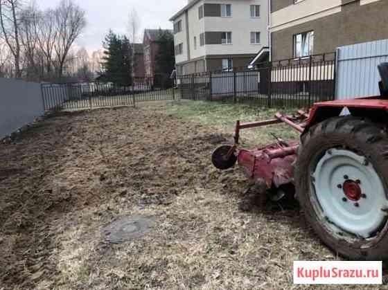 Вспашка Земли Богородск