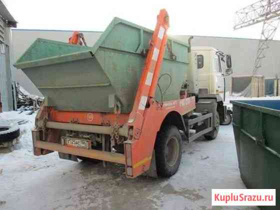 Вывоз мусора Лесной Городок