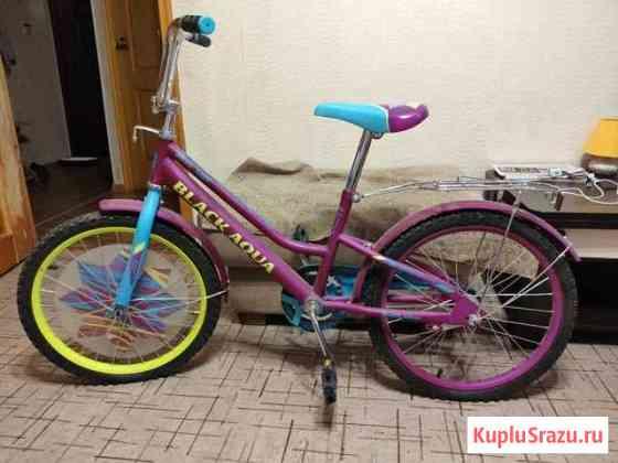 Велосипед black aqua Березники