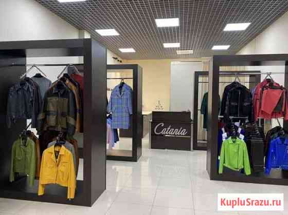 Мебель б/у для магазина одежды Краснодар