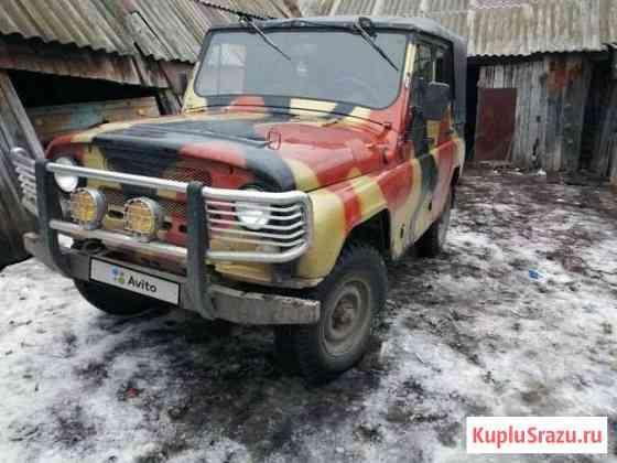 УАЗ 31512 2.4МТ, 1996, 60300км Никольск