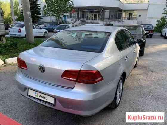 Volkswagen Passat 1.4AMT, 2011, 63000км Самара