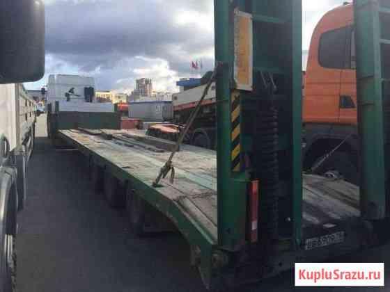 Трал Тверьстроймаш г/п 40 тонн Санкт-Петербург