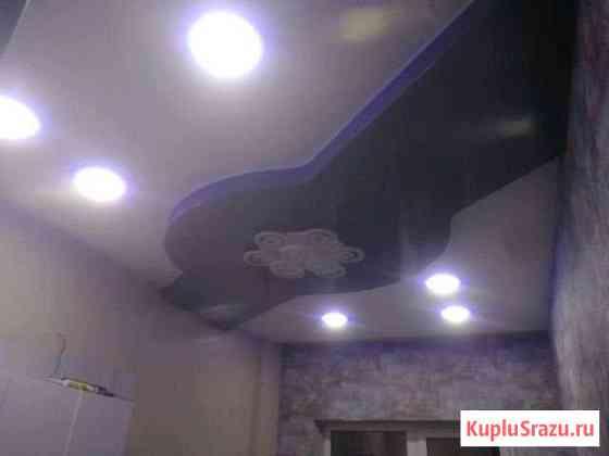 Натяжные потолки (частный мастер) Челябинск