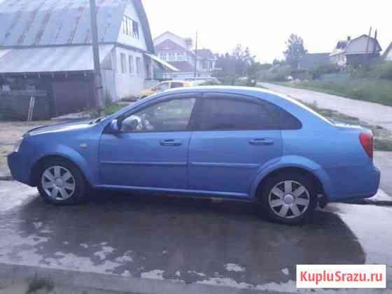 Chevrolet Lacetti 1.6МТ, 2007, 220000км Муром
