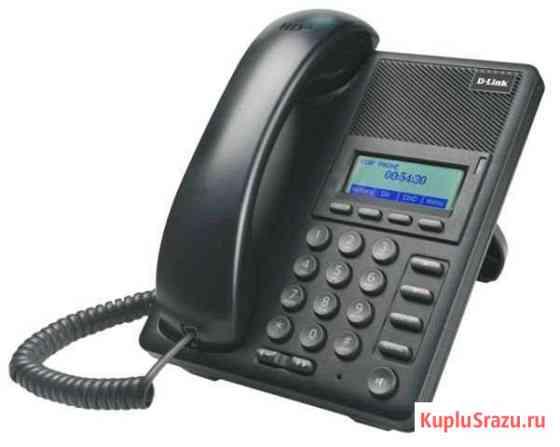 Voip SIP телефон D-link DPH-120SE Киров
