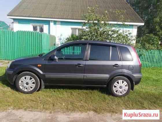 Ford Fusion 1.6МТ, 2008, 82000км Гусь-Хрустальный