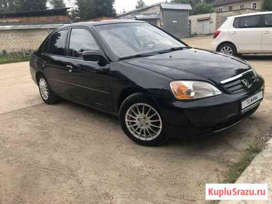 Honda Civic 1.7AT, 2003, 124900км Киров