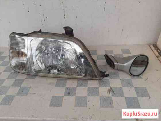 Фара Honda CR-V R1 (1996) правая, Зеркало на крыло Гусиноозерск