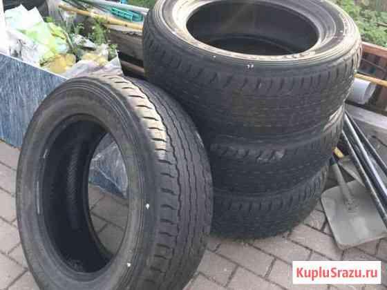 Dunlop at22 265/60/18 Горбунки