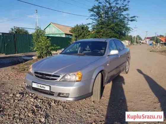 Chevrolet Evanda 2.0МТ, 2004, 219810км Астрахань