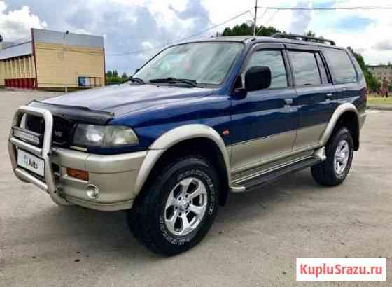 Mitsubishi Pajero Sport 3.0МТ, 1998, 280000км Барнаул