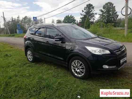 Ford Kuga 1.6AT, 2014, 114000км Санкт-Петербург