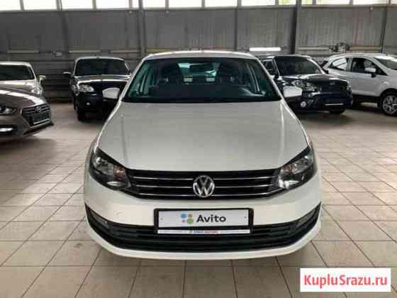Volkswagen Polo 1.6МТ, 2016, 77484км Саратов