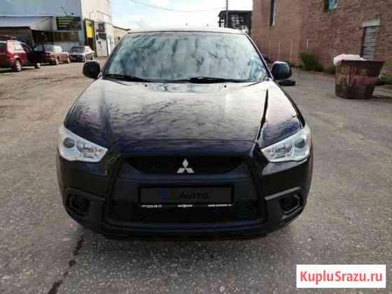 Mitsubishi ASX 1.8CVT, 2012, 135000км Владимир