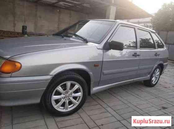 ВАЗ 2114 Samara 1.6МТ, 2009, 115037км Чегем